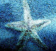 Crystal Starfish by LindaLou1952