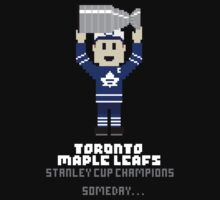 8-Bit Leafs by AlCreed