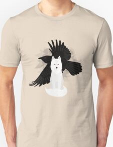 Ghost the Crow Unisex T-Shirt