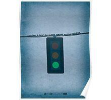 Breaking Bad - Green Light Poster