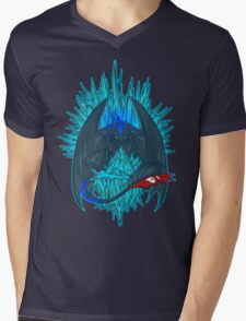 Game of Dragons - HTTYD2/GoT (NO Text) Mens V-Neck T-Shirt