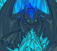 Game of Dragons - HTTYD2/GoT (NO Text) Sticker