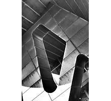 Contemporary shapes Photographic Print