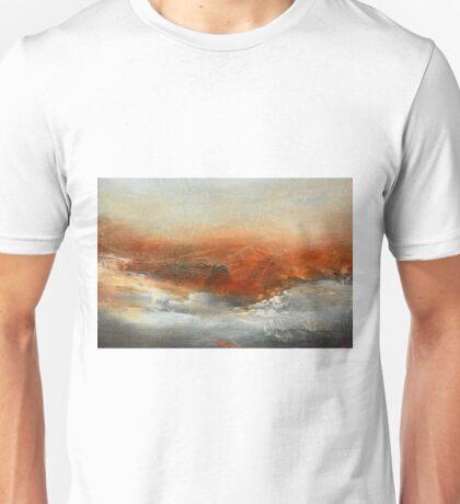 Rust Landscape II Unisex T-Shirt