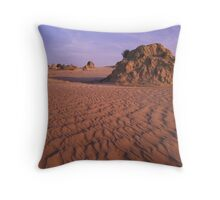 Mungo Mound Throw Pillow