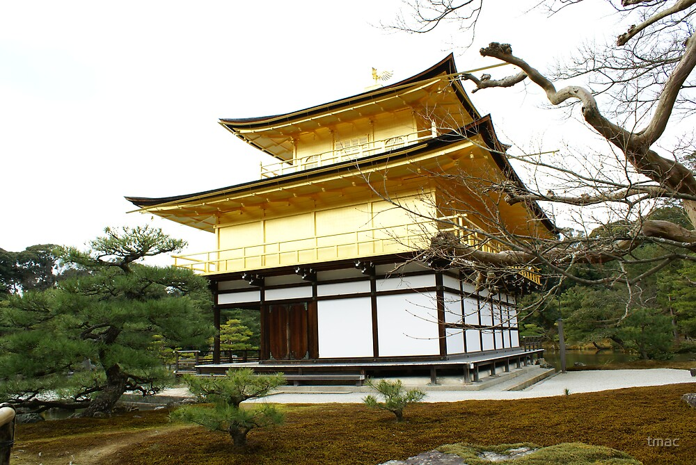Japan - Golden Temple 2 by tmac