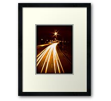 Stars and Strips Framed Print