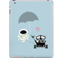 true love.. walle and eve iPad Case/Skin