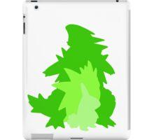 Tyranitar Evolutionary Line iPad Case/Skin