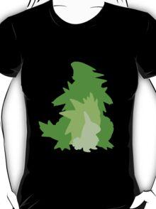 Tyranitar Evolutionary Line T-Shirt