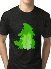Tyranitar Evolutionary Line Tri-blend T-Shirt