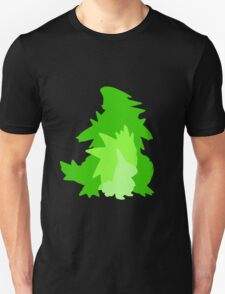 Tyranitar Evolutionary Line Unisex T-Shirt