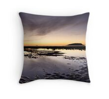 Victor Harbor Sunrise Throw Pillow