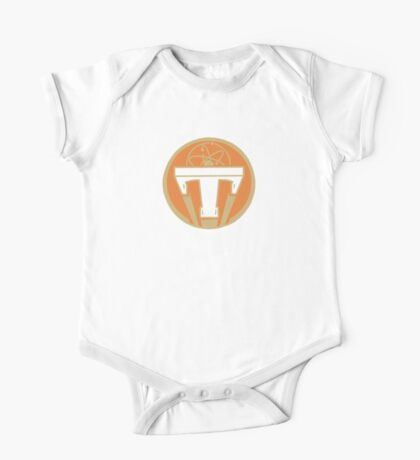 Tomorrowland Logo 1 - 'Tomorrowland' One Piece - Short Sleeve