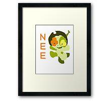 Nee-Chan! Blue Exorcist  Framed Print