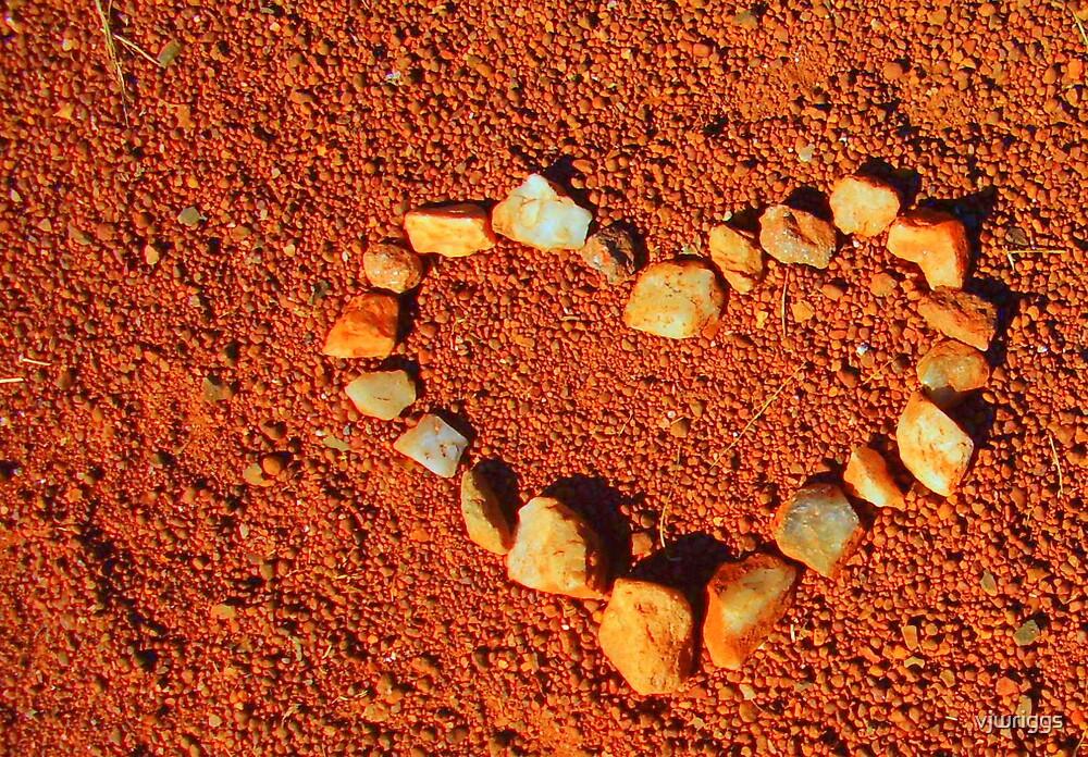 Desert Heart by vjwriggs