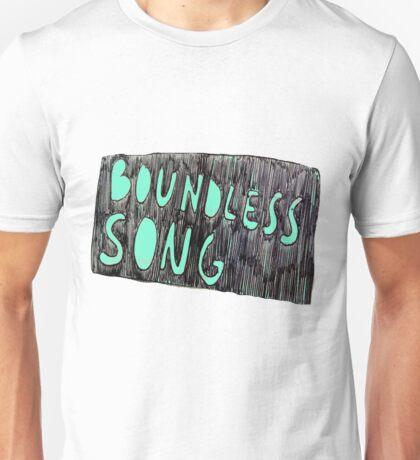boundless song Unisex T-Shirt