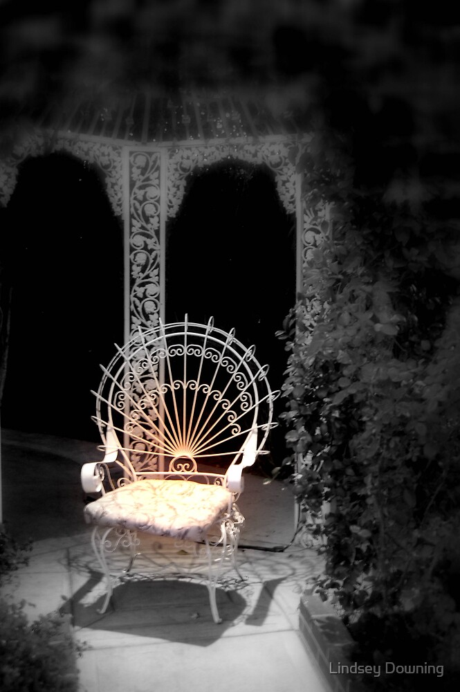 Lonely Chair by Lindsey Downing