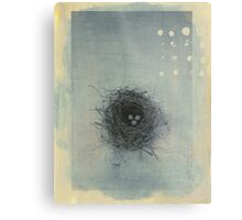 Sparrow's Nest Metal Print