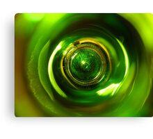 Green Eye Canvas Print