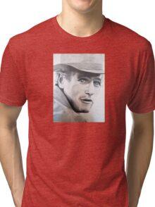 Butch Cassidy  Tri-blend T-Shirt
