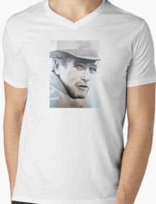 Butch Cassidy  Mens V-Neck T-Shirt