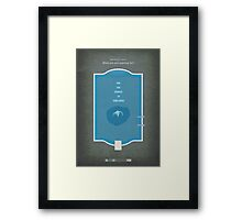 Breaking Bad - Fifty-One  Framed Print