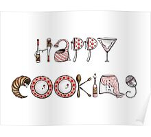 Happy Cooking! Poster