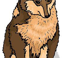 Australian Shepherd Puppy by kwg2200