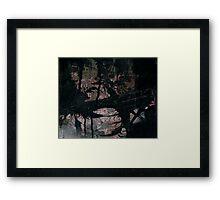 Night Trigger Framed Print
