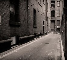 Warburton Alley by daveoh