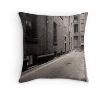 Warburton Alley Throw Pillow