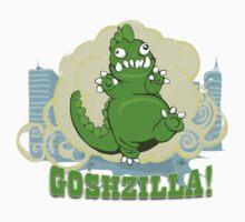 Goshzilla! by Michael Gilbert