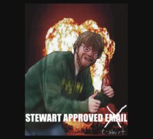 Stewart Approved by stewymcgowan