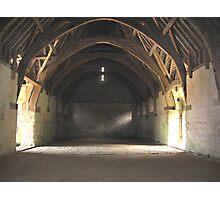 The Tithe Barn Photographic Print