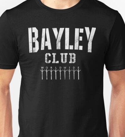 Bayley Club Unisex T-Shirt
