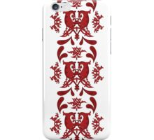 Slavic Knotwork Animals iPhone Case/Skin