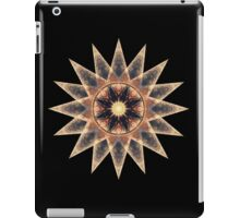 star mandala iPad Case/Skin
