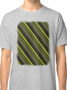 Cactus Garden Stripes 5D Classic T-Shirt