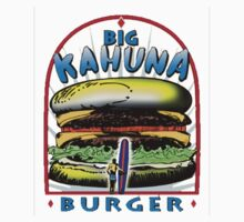 Big Kahuna Burger by evanmayer
