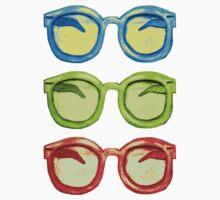 Groovy Sunglasses Kids Tee