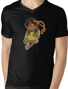 Voltron- Chibi Hunk Mens V-Neck T-Shirt