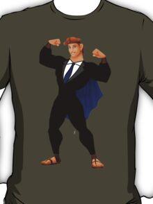 Hercules in a Suit T-Shirt
