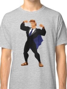 Hercules in a Suit Classic T-Shirt