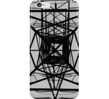 Electric Vertigo iPhone Case/Skin