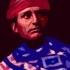 Navaho Freedom Fighter by Tracy Lee Mead