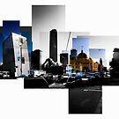 Flinders Street, Melbourne by thescatteredimage