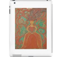 Survivor queen iPad Case/Skin