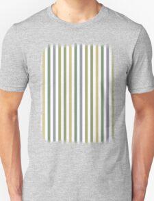 Cactus Garden Stripes 1V Unisex T-Shirt