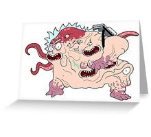 Cronenberg Rick Greeting Card